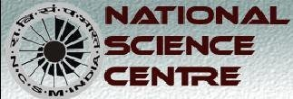 National Science Centre Recruitment – Trainee Education, Trainee Technical, Trainee Craft (15 Vacancies) – Walk In Interview 12, 13 & 15 July 2017