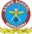 Sainik School Gopalganj, Recruitment For Assistant Master, Nursing Assistant – Gopalganj, Bihar