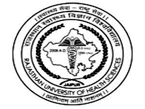 RAJASTHAN UNIVERSITY OF HEALTH SCIENCES, (RUHS), JAIPUR