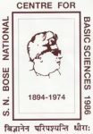 S.N. BOSE NATIONAL CENTRE FOR BASIC SCIENCES