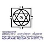 Agharkar Research Institute (ARI)