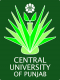 Central University of Punjab Recruitment – JRF/SRF Vacancy – Last Date 04 June2018