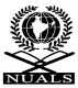 NUALS Recruitment – Computer Assistant / Data Entry Operator Vacancy – Last Date 4 June 2018
