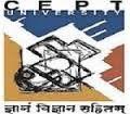CEPT University Recruitment- Assistant Professor Posts – Last Date 22 April 2016