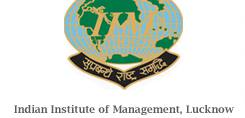 IIM Lucknow Recruitment – Academic Assistant, Accounts Executive & Various Vacancies – Last Date 8 May 2017