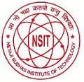 Netaji Subhas Institute of Technology (NSIT)