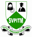 Sardar Vallabhbhai Patel International School of Textiles and Management (SVPISTM )