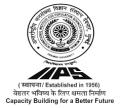 IIPS Recruitment- Research Officer Vacancy – Walk In Interview 19 July 2016 (Mumbai, Maharashtra)