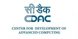 Centre for Development of Advanced Computing (CDAC)
