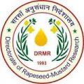 Directorate of Rapeseed Mustard Research (DRMR)