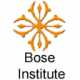 Bose Institute Recruitment