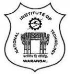 National Institute of Technology, Warangal (NIT Warangal)