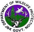 Jammu & Kashmir Wildlife Protection Department - Logo