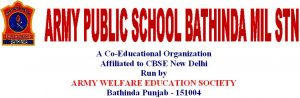 Army Public School, Bathinda (APS Bathinda)-logo