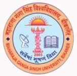 Maharaja Ganga Singh University (MGSU) - Logo