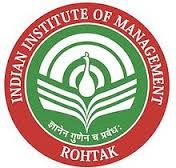 Indian Institute of Management Rohtak (IIM Rohtak) - logo