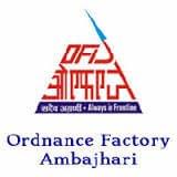 Ordnance Factory Ambajhari - Logo
