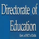 Directorate of Education Delhi - logo