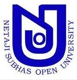 Netaji Subhas Open University (NSOU) -logo