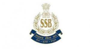 Sashastra Seema Bal (SSB) -logo