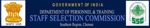 Staff Selection Commission Southern Region (SSCSR) -logo