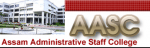 Assam Administrative staff College (AASC) -logo