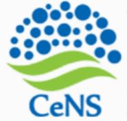 Centre for Nano and Soft Matter Sciences(CeNS) -logo