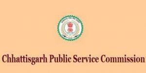 Chhattisgarh Public Service Commission (CGPSC) -logo