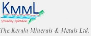 The Kerala Minerals & Metals Ltd.(KMML) -logo