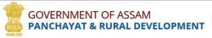 Panchayat & Rural Development, Assam (PNRD Assam) -logo
