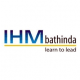 Institute of Hotel Management Catering Technology & Applied Nutrition, Bathinda (IHM, Bathinda) -logo