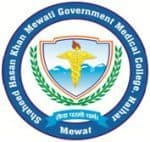 Shaheed Hasan Khan Mewati Government Medical College (GMC Mewat) -logo