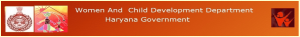 Women and Child Development Department, Haryana-Logo-