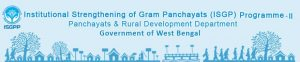 Institutional Strengthening of Gram Panchayats (ISGP) -logo