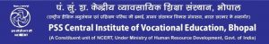 PSS Central Institute Of Vocational Education, Bhopal (PSSCIVE, Bhopal) -logo