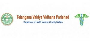 Telangana Vaidya Vidhana Parishad (TVVP) -logo