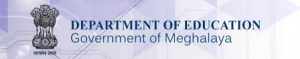 Department of Education, Meghalaya -logo