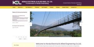 Kerala Electrical & Allied Engineering Co.Ltd. (KEL)