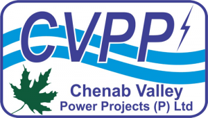 Chenab Valley Power Projects (P) Limited (CVPPPL) -logo